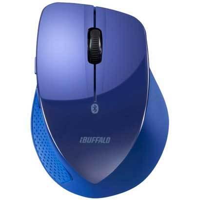 BSMBB26SBL [BlueLEDマウス  Bluetooth 3.0対応 ブルー]