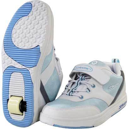 JK-602 BLUE SKATE SNEAKERS [スケートスニーカー 21cm ブルー]