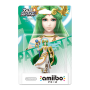 amiibo(アミーボ) 大乱闘スマッシュブラザーズシリーズ パルテナ [Wii U/New3DS/New3DSLL ゲーム連動キャラクターフィギュア]