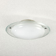 LCL-SAC1001(D) [LED小型シーリングライト アクリルセード 昼光色]