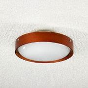 LCL-SWD1001(L) [LED小型シーリングライト ウッドセード 電球色]