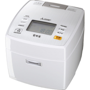 NJ-VV106-W [IH炊飯器 5.5合炊き 炭炊釜 ピュアホワイト]