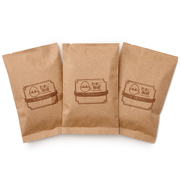 軽くてソフト+苦味コクパック 生豆時105g×3種類 浅焙煎 豆のまま
