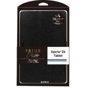 LP-XPZ4TLBK [Xperia Z4 Tablet PUレザーケース PRIME ブラック]