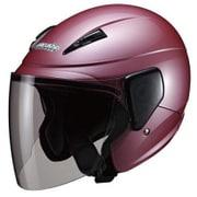 M-520 SEMI JET ローズメタリック [バイク用ヘルメット  57-60cm未満対応]