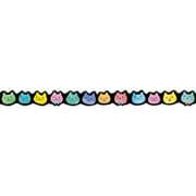 TM00411 [ナミナミDeco・マスキングテープ 水彩・キャット]
