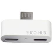 USB2-HUBMC2SS-W [USBハブ]