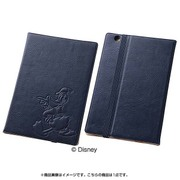 RT-DZ4TC/DD [Xperia Z4 Tablet用 ディズニー・ブックレザーケース(合皮) ドナルド]