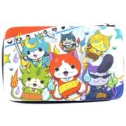 妖怪ウォッチ New ニンテンドー 3DS LL 専用ポーチ2 カラフル Ver.