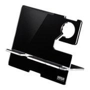 PDA-STN12BK [Apple Watch・iPhone用充電スタンド ブラック]