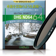 DHG ND64 49mm [減光フィルター]