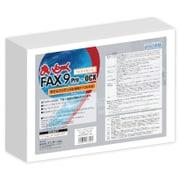 まいとーく FAX 9 Pro+OCX 10ユーザー モデムパック USB変換ケーブル付き
