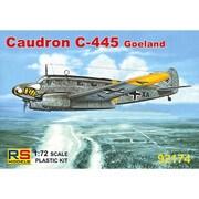 RSM92174 [コードロン C-445 ゴエラン ドイツ・スロヴァキア空軍 1/72スケールプラモデル]