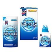 LSN-10S [トップ ナノックスギフトセット トップ NANOX 450g×1本/トップ NANOX つめかえ用 360g×1袋]