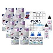 LHG-50A [トップ HYGIA(ハイジア) ギフトセット トップ HYGIA 450g×2本/トップ HYGIA つめかえ用 360g×8袋/CHARMY Magica フレッシュピンクベリーの香り 230ml×2本]