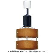 HC-031TL-BR [ダクト式1灯ライト 茶色 E26 電球別売]