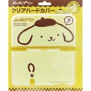 GU96063 [New 3DS LL用クリアハードカバー ポムポムプリン ポムポムプリン]
