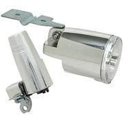 232-00181 [MKS-1-CB2-BS-CP マグボーイ セパレート型LEDヘッドライト(カゴ下取付用) メッキ]