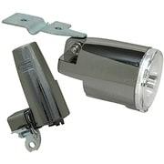 232-00182 [MKS-1-CB2-BS-BKCP マグボーイ セパレート型LEDヘッドライト(カゴ下取付用) 黒メッキ]