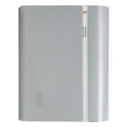 PB12VSL [モバイルバッテリー 12000mAh USB出力:2ポート 最大合計:3.9A シルバー]
