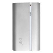 PB9VSL [モバイルバッテリー 9000mAh USB出力:2ポート 最大合計:3.9A シルバー]