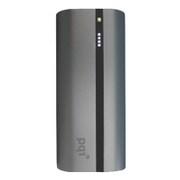 PB6VBK [モバイルバッテリー 6000mAh USB出力:2ポート 最大合計:3.9A グレーブラック]