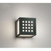 OG254614 [LED ポーチライト 6W 防雨・防湿型 電球色タイプ 黒色]