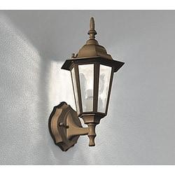 OG254635LC [LED ポーチライト 6.2W 防雨型 電球色タイプ 鉄錆色]