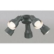 WF280LC [シーリングファン用灯具 49W(9.8W×5灯) ~6畳 電球色タイプ]