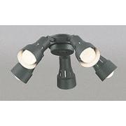 WF280PC [シーリングファン用灯具 43W(8.6W×5灯) ~6畳 電球色タイプ/昼白色タイプ(切替)]