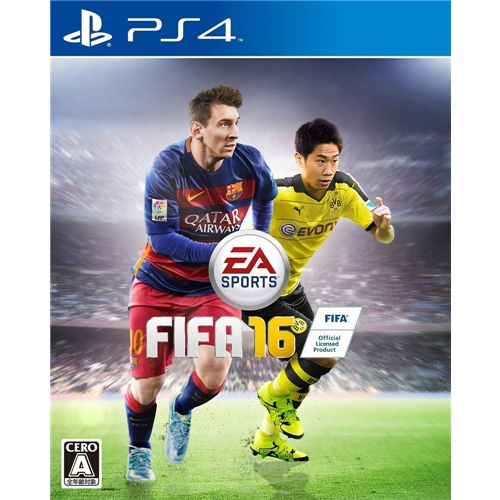 FIFA 16 [PS4ソフト]