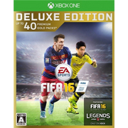FIFA 16 DELUXE EDITION [Xbox oneソフト]