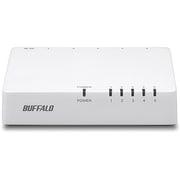 LSW4-TX-5EPL/WHD [10/100Mbps対応 スイッチングHub プラスチック筐体 電源外付けモデル ホワイト]