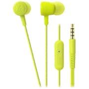 ATH-CKL220iS LGR [スマートフォン用インナーイヤーヘッドホン ライトグリーン]