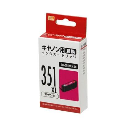 PP-C351LM [CANON BCI-351XLM互換インク マゼンタ]