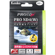 82S PRO1D プロND4 プラス [NDフィルター 82mm]