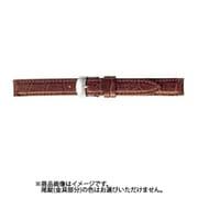 BKM053CJ [時計バンド グレーシャス スコッチガード 型押し 13mm 茶]