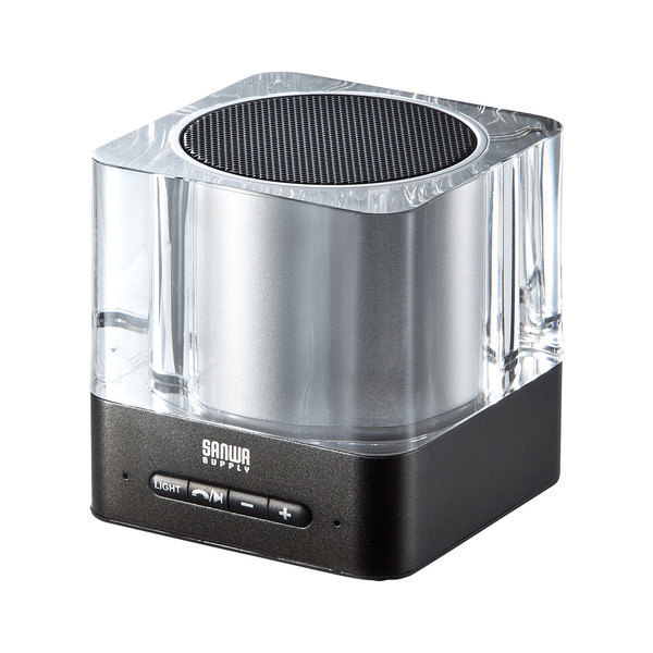 MM-SPBT2BK [Bluetoothワイヤレススピーカー ブラック]