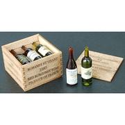 WF-022 [1/12スケール ワインボトルと木箱]