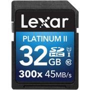 LSD32GBBJP300 [Lexar Platinum II 300X SDHCカード Class10 UHS-I 32GB]