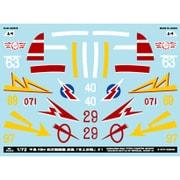 72042 [1/72 中島 Ki84 四式戦闘機 疾風 「本土決戦」 #1]