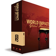 WORLD IMPACT GLOBAL PERCUSSION N WIGPX [ソフト音源]