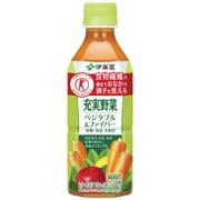 充実野菜 ベジタブル&ファイバー PET 400ml×24本 [特定保健用食品]