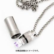 PC06-1 [純チタンピルカプセル ネックレス 70cm]