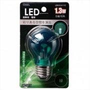 LDA1G-H 11C [LED装飾球 口金E26 1.3W クリアグリーン]