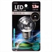 LDG1N-H 11C [LED電球 E26口金 クリア昼白色 1.3W]