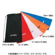 テニスバッグ ソフトケース(テニス・ソフトテニスラケット用) AC540-002- ブルー [テニスラケットケース]