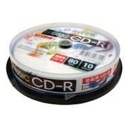 CD-RMU80.10SP B [音楽録音用CD-R 10枚 80分 インクジェットプリンタ対応]