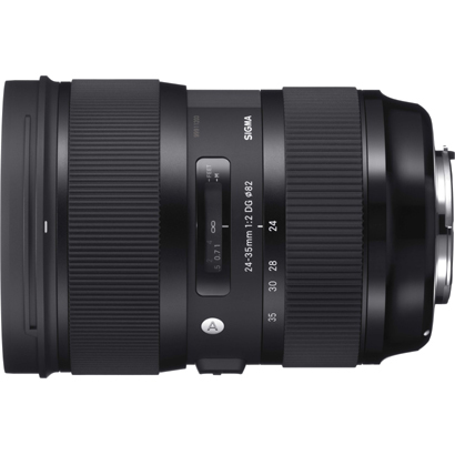 24-35mm F2 DG HSM Art NA [Artライン 24-35mm/F2 ニコンFマウント]