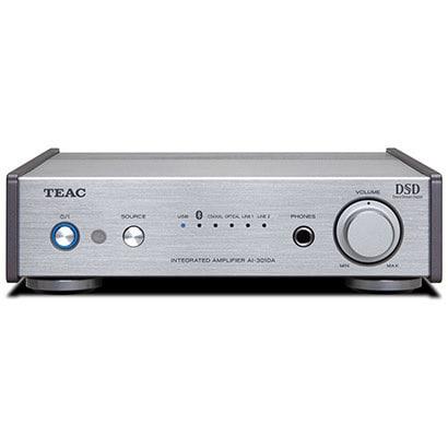 AI-301DA-SP/S [USB DAC プリメインアンプ シルバー]